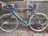 I have a 1999 Trek 320 road series bike here. It has a
