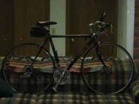 i have a trek 2120 touring bike for sale carbon frame.