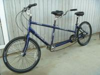 Trek T900 24 speed Tandem Mounting bike. In good