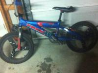 Trek team issue 1 bmx bike. Completely custom. Powder