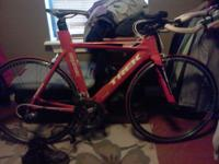 54 cm Trek Equinox Trek bike in great condition. Look