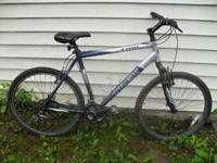 I have for sale a great Mountain Bike. I have put alot
