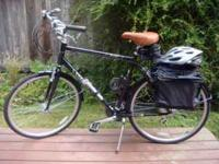 This bike is great for commuting, family rides, and