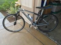 I have a Trek Bodega, Gary Fisher Collection bike that
