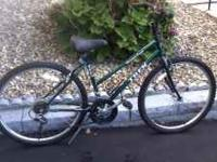 TREK MOUNTAIN TRACK 800 SPORT 21 SPEED MOUNTAIN BIKE IN