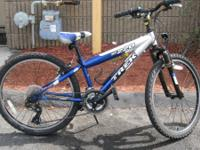 "Trek MT220 13"" Mountain Bike In Nice Shape $179 or best"