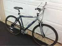 "Excellent condition Trek Multitrack 770020""-51cm frame."