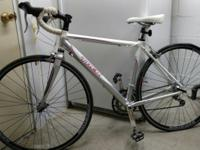 Trek Road Bike, only used a handful of times, no rust,