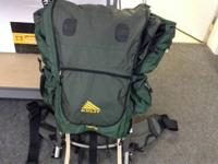 We have a brand-new Trekker 3950 backpack that simply