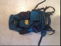 Used, functional frame pack for sale. Large