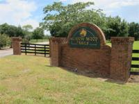 Lot 23, extremely good 5 acre lot in equestrian-themed