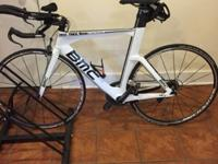 BMC time machine tm02 ultra rare white medium/short 13