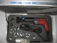 Tri Tool Tube Squaring Machine, Model 301 Complete