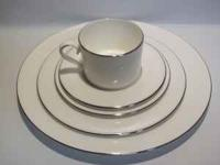 i have six place settings of lenox tribeca china dinner