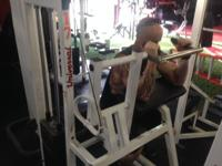 Tricep Press, very smooth In Great Shape You will like