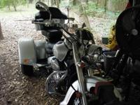 TRIKE FOR SALE, 2007 SUZUKI/LEHMAN CONVERSION This is a