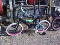 We have a good selection of Bikes,tricycles tandum & 3