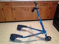 This is a great Fun to ride machine! These sell for