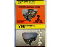 Power Care (Y52) saw chain features Centri-Lube ?oil