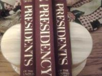 THE UNITED STATES PRESIDENTS - STUNNING 3 BOOK TRILOGY
