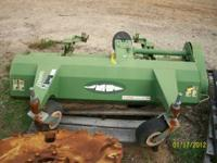 "MS60"" TRIMAR FLAIL DECK MOWER FRONT MOWERS (F900"