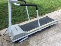 Trimline 4000 Treadmill; gym quality in very good
