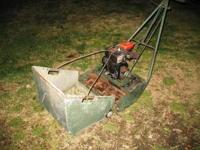 Trimmer Mower for $100 Call  Please no e-mails, please