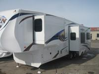 This is a brand new Heartland Bighorn and is loaded. If