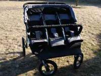 Selling Triple Stroller asking 230.00 Paid over 400.00