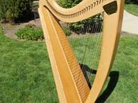 Formerly had Triplett Lever Harp that is in almost new