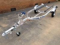 NEW 2014 TRITON ALUMINUM WATERCRAFT TRAILER. LTWCI x