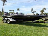 The Triton boat are among the best . TR-21X bass master