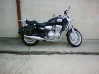 1995 Triumph Thunderbird 90049k miles. Well maintained