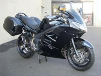 Victory Sprint ST 2009 (ABS). One owner bike. Clean,