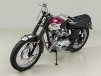 1967 Triumph T120 TT VIN: T120 TT DU 54178 The TT was a