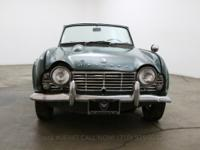 1963 Triumph TR4 1963 Triumph TR4 in British racing