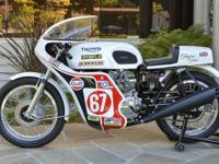 1969 Triumph Trident 750 Slippery Sam VIN: CC02137 This