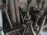 Triumph GT6 Spitfire used axles, drive shafts - parts.