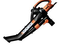 The WORX TRIVAC Deluxe is a 3-in-1 compact blower,