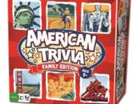 FAMILY EDITION GAMEAmerican Trivia Family