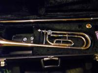 When i was in school, I have a Yahmaha Allegro Trombone