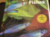 Tropical Fish Book. 1990 Edition. $1