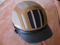 I have a Helmet for horseback riding. It is a M/L. I