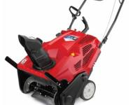 Troy-Bilt Squall 2100 208cc 4-cycle Electric Start