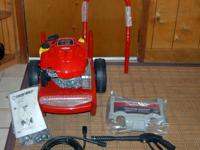 Troy- Bilt 3550 Watt Generator with 5250 Starting Watts