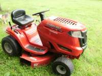 "Troy-Bilt ""Pony"" w/ 42"" Twin Blade, 7 Speed"