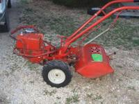 1988 Troy Bilt Horse Tiller. 8HP Briggs and Stratton