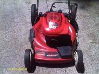 i have an easy start 21 in self propelled troy bilt
