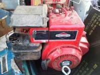 Troy Bilt Pony tiller - $300.00 Electric start 5 hp