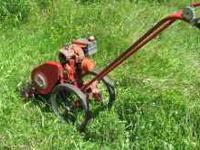 Troy-Bilt 10081 Cultivator Plus rototiller-cultivator,